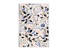 Agenda Oxford Flowers - 2 Jours par page - 7,4 x 11 cm - différents modèles disponibles
