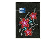 Agenda Oxford Blooming - 1 Jour par page - 12 x 18 cm - différents modèles disponibles