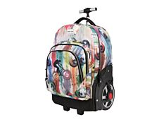 PRODG Freestyle Travel GTX - Sac à dos trolley 35x53x34 cm - multicolore
