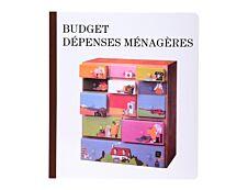 Exacompta - Budget dépenses ménagères - 270 x 250 mm