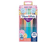 Paper Mate FLAIR Candy Pop - pochette 16 -  Feutres pointe moyenne - couleurs assorties