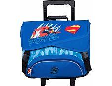 Superman Sac à dos à roulettes 41 cm 2 compartiments Kid'Abord