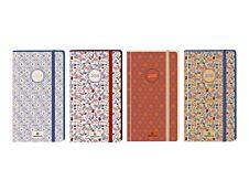 Anahita - Agenda de poche - 1 semaine sur 2 pages - 9,5 x 17,5 cm - disponible dans différents modèles - Oberthur