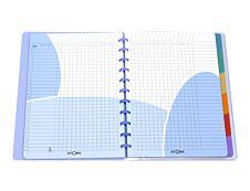 Agenda Atoma de l'enseignant - A4 + 6 intercalaires et 5 pochettes - Brepols