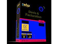 EBP Devis & Facturation Classic - dernière version + Technical Support - 1 utilisateur