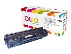 HP 85A - remanufacturé Owa K15354OW - noir - cartouche laser