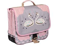 Cartable Magic Swan 38 cm 2 compartiments Kid'Abord