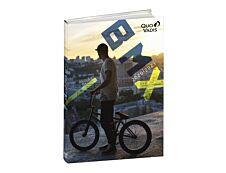 Agenda One Way 1 jour par page - 12 x 17 cm - différents modèles disponibles - Quo Vadis