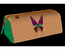 Trousse Triangulaire Butterflly 1 compartiment Quo Vadis