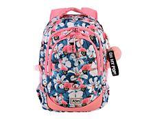 Oh My Pop! HS Pink Scooter sac à dos pour ordinateur portable