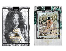 Deeluxe Agenda Girl Boheme 1 Jour par page 17X12cm 352 pages Oberthur