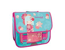 Kimmidol - Cartable 38 cm - 3 compartiments - Quo Vadis