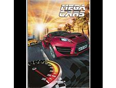 Agenda Megacars ou Megaquads 1 Jour par page 17X12cm Oberthur