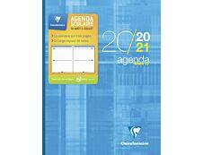 Agenda When - 1 semaine sur 3 pages - 16 x 22 cm - disponible dans différentes couleurs - Exacompta