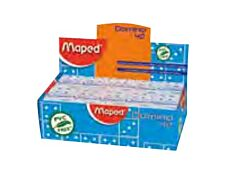 Maped - Pack de 40 - gommes - Domino