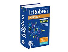Le Robert Dictionnaire de Poche Plus
