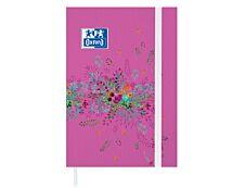 Agenda Oxford Flowers - 1 Jour par page - 12 x 18 cm - différents modèles disponibles - Hamelin