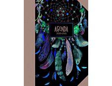 Agenda Lecas Millenium Dreams - 1 Semaine sur 2 pages - 16 x 24 cm