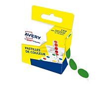 Avery - étiquette autocollante de différentes couleurs