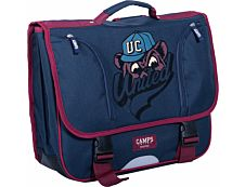 Camps Cartable Teddy 41 cm 2 compartiments Kid'Abord