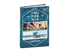 Agenda California 2 décors différents 1 jour par page Quo Vadis