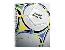 Cahier de textes Sports 17X22cm Exacompta