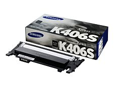 Samsung CLT-K406S - noir - cartouche laser d'origine