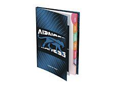 Airness Cahier de textes Urbain 16X22cm 188 pages Hamelin
