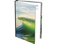 Agenda Oxbow Wave - 1 Jour par page - 12 x 17 cm - différents modèles disponibles - Hamelin