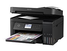 Epson EcoTank ET-3750 - imprimante multifonctions jet d'encre couleur A4 - Wifi