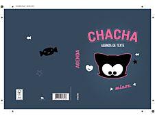 Chacha Cahier de textes Miaou 15X21cm Kid'Abord