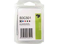 3 Cassettes d'encre Noires pour Colop Printer 50