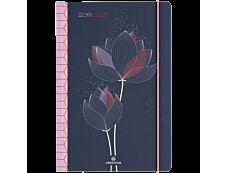 Agenda Sakura 1 Semaine sur 2 pages 24,5X17cm Oberthur