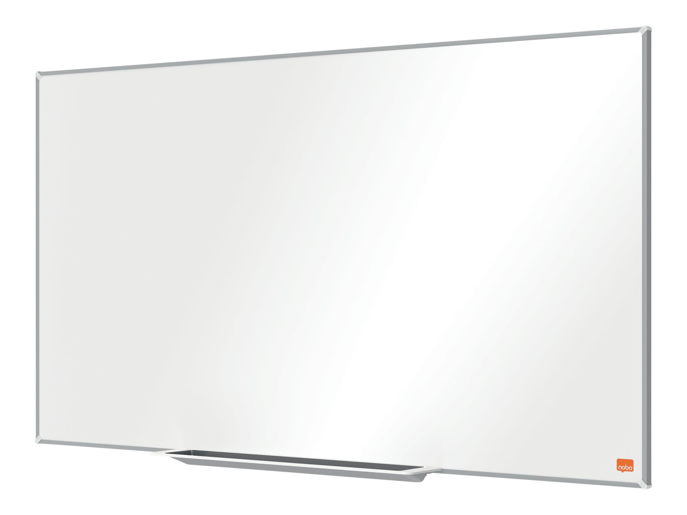 Nobo Impression Pro - Tableau blanc émaillé magnétique - 89 x 50 cm