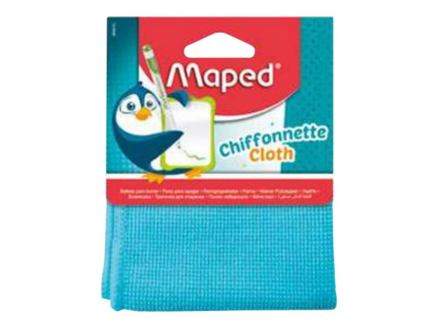 Maped - Chiffon nettoyant pour ardoise blanche