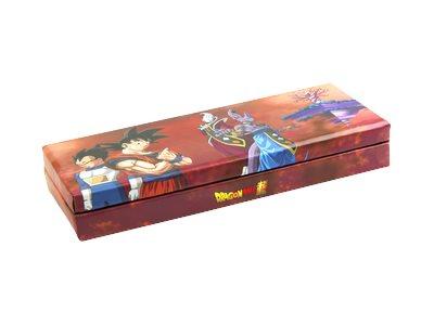 Dragon Ball Super Beerus - Trousse plumier en carton - Clairefontaine