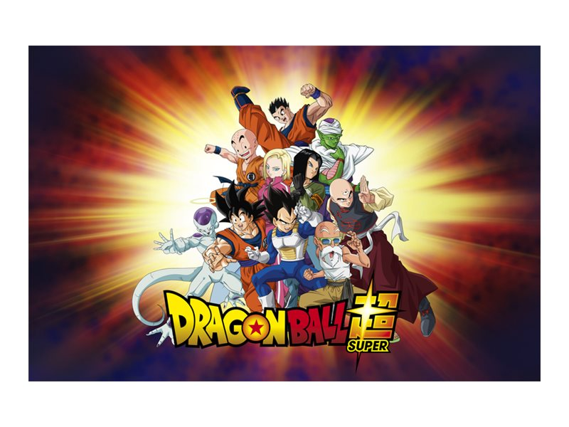 Clairefontaine Dragon Ball - Sous-main - 40 x 60 cm - noir