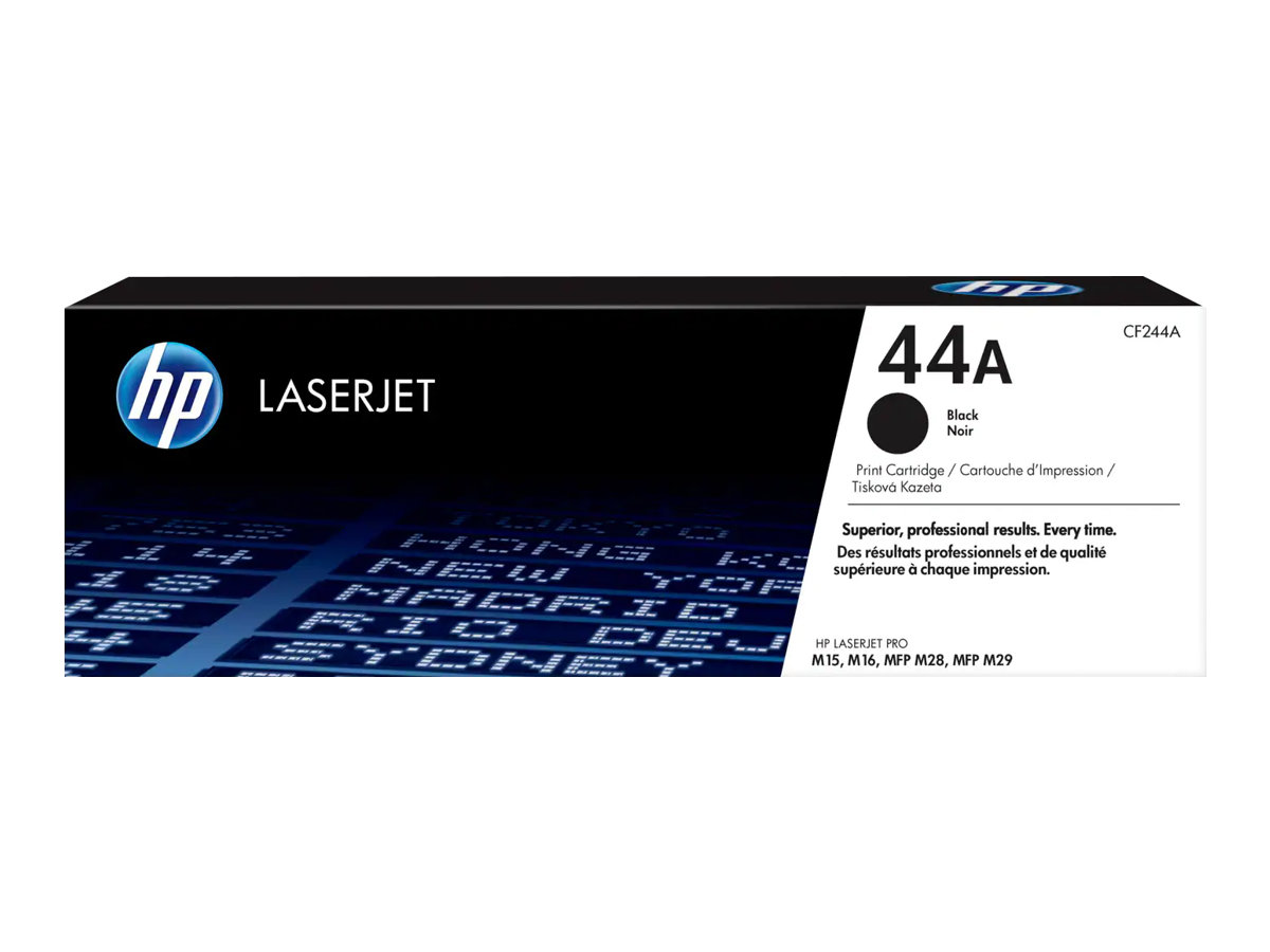 HP 44A - noir - cartouche laser d'origine