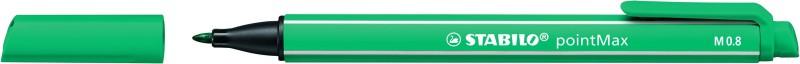 STABILO pointMax - Feutre d'écriture - pointe moyenne - bleu turquoise