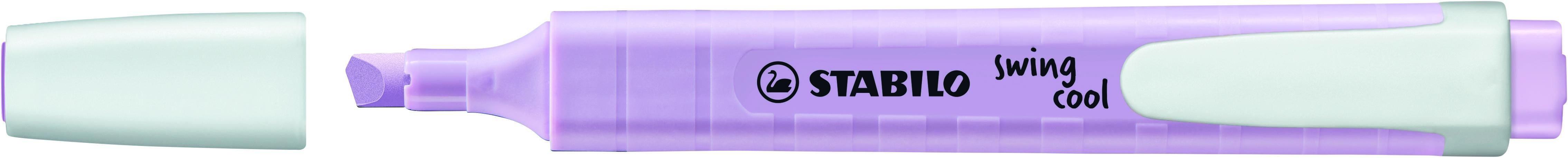 STABILO swing cool Pastel - Surligneur - brume de lilas