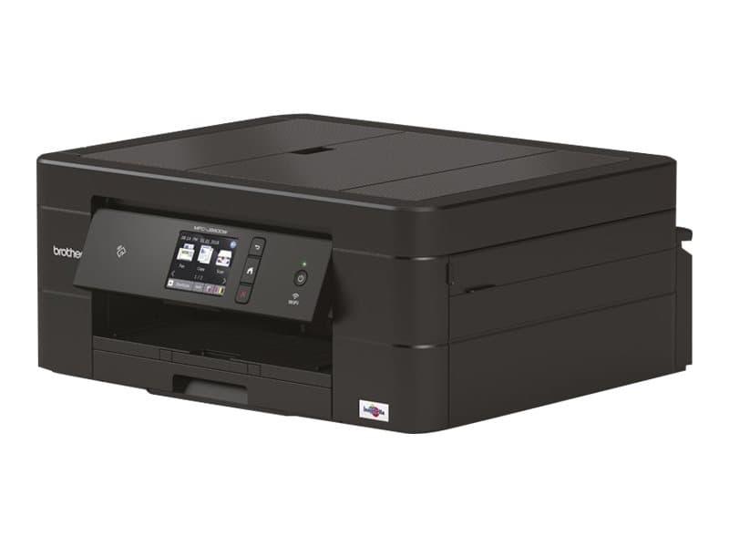 Brother MFC-J890DW - imprimante multifonctions jet d'encre couleur A4 - Wifi, USB, NFC - recto-verso - noir