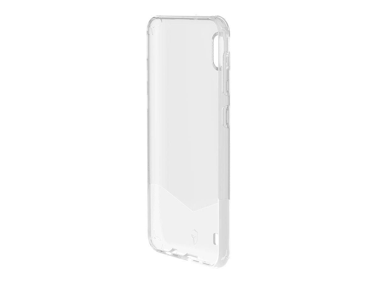 Force Case Pure - Coque de protection pour Samsung A10 - transparent