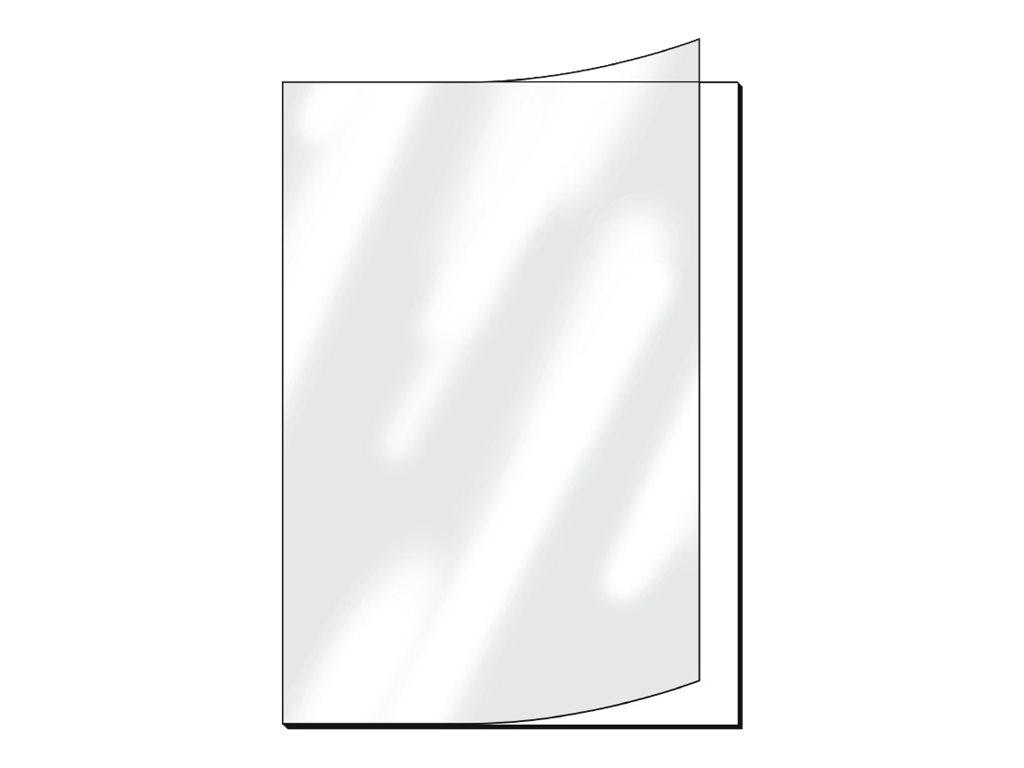 Sigel - Films transparents adhésifs A4 - 10 feuilles