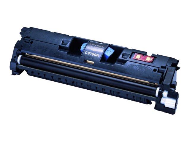 HP 121A, HP 122A / Canon 701, Canon EP-87 - remanufacturé UPrint H.121AY - jaune - cartouche laser