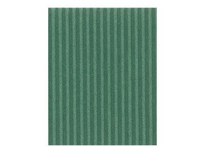 Maildor - Carton micro-ondulé - rouleau de 70 x 50 cm - 230 g/m² - vert bouteille