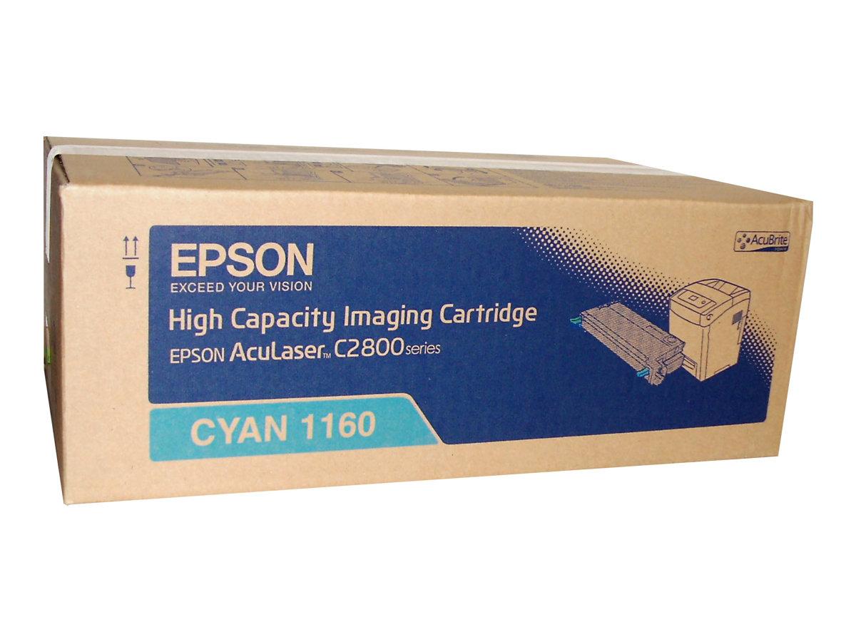Epson S051160 - cyan - cartouche laser d'origine