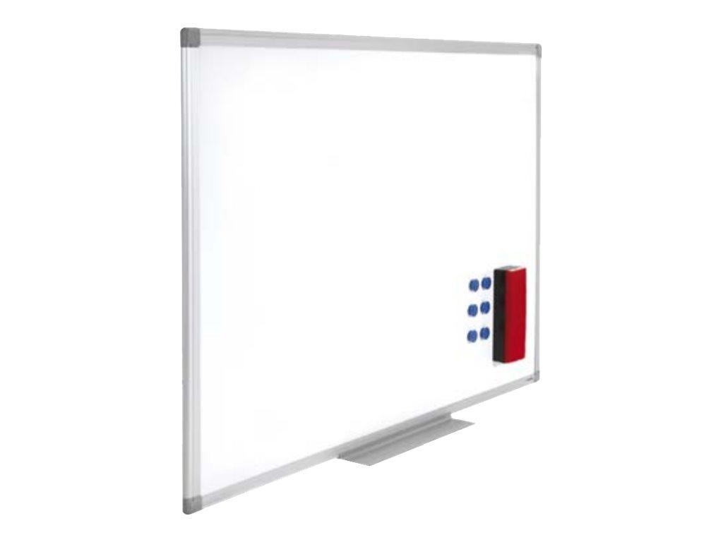 Juvénilia - Tableau blanc laqué 60 x 90 cm - magnétique