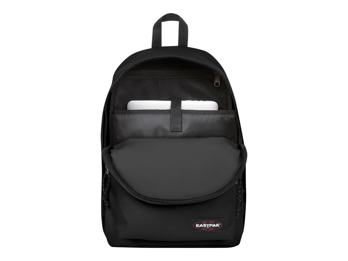 EASTPAK Out Of Office - Sac à dos black avec compartiment pour ordinateur portable