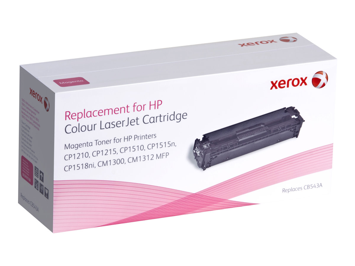 Xerox HP Colour LaserJet CM1525 series - magenta - cartouche de toner (alternative pour : HP CB543A)