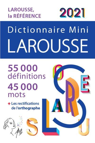 Larousse Dictionnaire Mini 2021